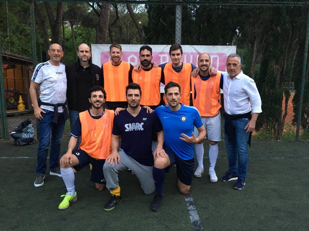 Gli Antenati - Torneo Calcio a 5 2019