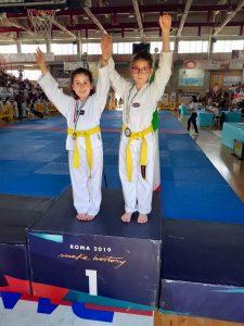 Taekwondo: Campionati Interregionali Lazio Poomsae 2019